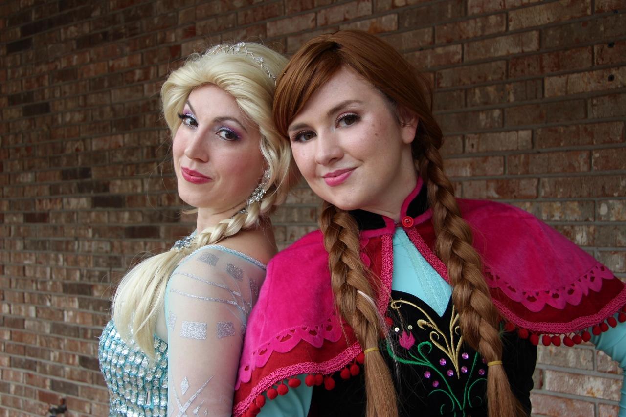 Snowflake Princess Party